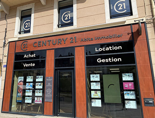 Agence immobilière CENTURY 21 Abita Immobilier, 07100 ANNONAY
